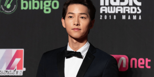 1606382749 Song Joong ki sera el anfitrion de los premios Mnet Asian