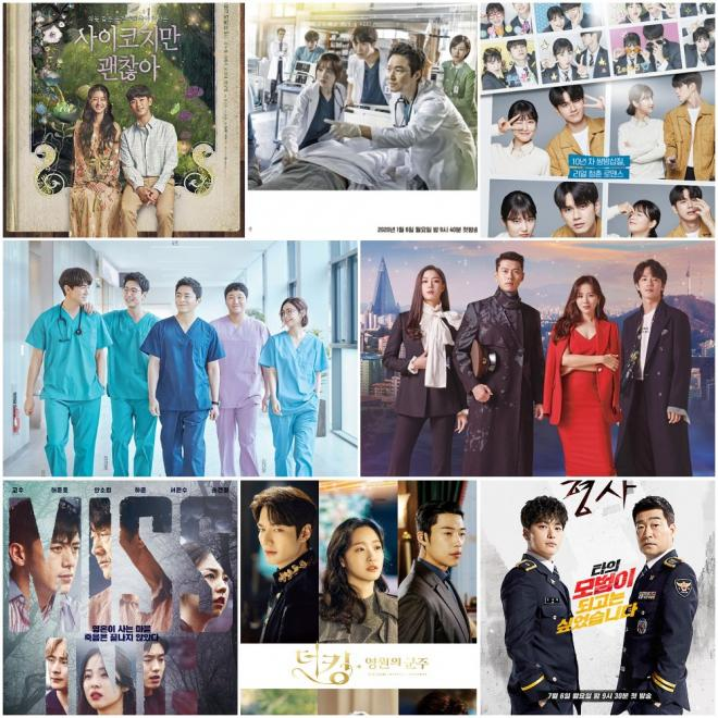1609820581 253 Year In Review 2020 Best Korean Dramas