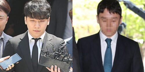 1610597385 Seungri y Yoo In Suk enfrentan nuevos cargos relacionados con
