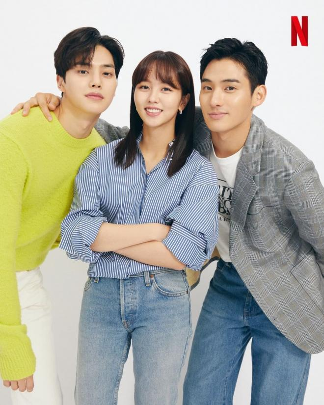 """1615610439 111 K Drama Review """"Love Alarm 2"""" Affirms That Well Always Be"""