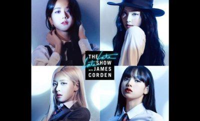 BLACKPINK hara un gran regreso en The Late Late Show
