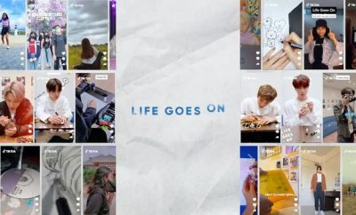 BTS Lanza la version ARMY de Life Goes On conectando