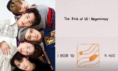 DAY6 presenta un emocionante trailer de The Book Of Us
