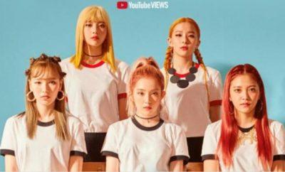 El video musical Russian Roulette de Red Velvet supera los