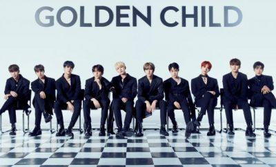 Foco de regreso del K Pop Golden Child Comparte su energia