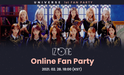 IZ Las aplicaciones de ONE Fan Party comienzan exclusivamente en