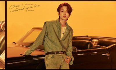 Jae de DAY6 exhibe un look de chico de al