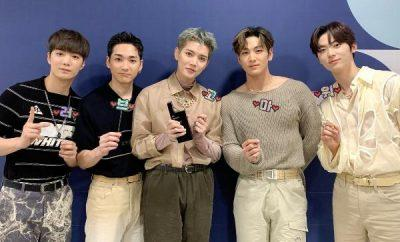 NUEST concluye las promociones INSIDE OUT con INSIDE OUT 4thWIN