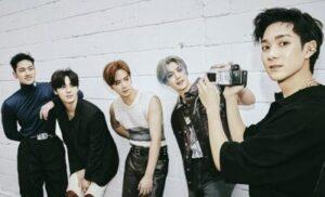 NU'EST Tops Album Charts With Romanticize