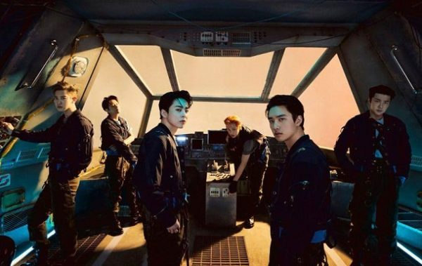 Review Dont Fight That Feeling de EXO lucha contra si