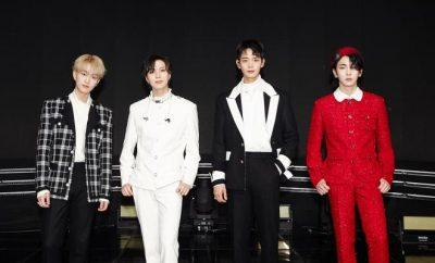 SHINee revela un calendario fascinante para el septimo album Dont