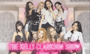"TWICE To Grace ""The Kelly Clarkson Show"" con una presentación de ""CRY FOR ME"""