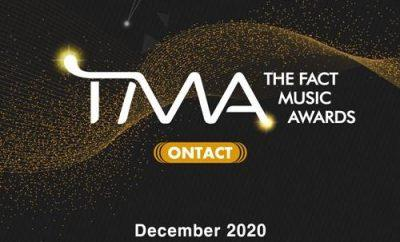 The Fact Music Awards cambia a un festival digital en